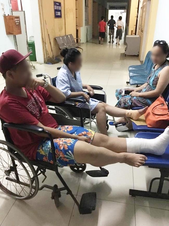 FLC Sầm Sơn xin lỗi, cam kết làm rõ trách nhiệm của nhân viên trong vụ khách bị gãy chân ở bể bơi - Ảnh 2.