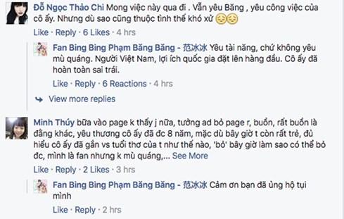 Hàng loạt Fanpage sao Hoa ngữ tại Việt Nam ngừng hoạt động - ảnh 1