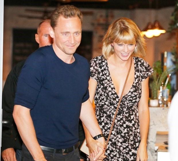 'Loki': Toi khong dien kich voi Taylor Swift hinh anh 1