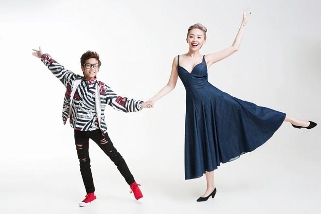 Toc Tien tinh nghich ben dan thi sinh Vietnam Idol Kids hinh anh 6