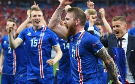 Iceland có cú nhảy vọt thần kỳ lên xếp thứ 22 thế giới