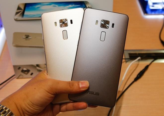 Zenfone 3 Deluxe có giá khởi điểm từ 16 triệu đồng