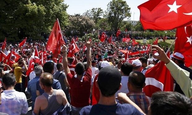 Chính phủ Thổ Nhĩ Kỳ kiểm soát tình hình sau vụ đảo chính quân sự - Ảnh 2.