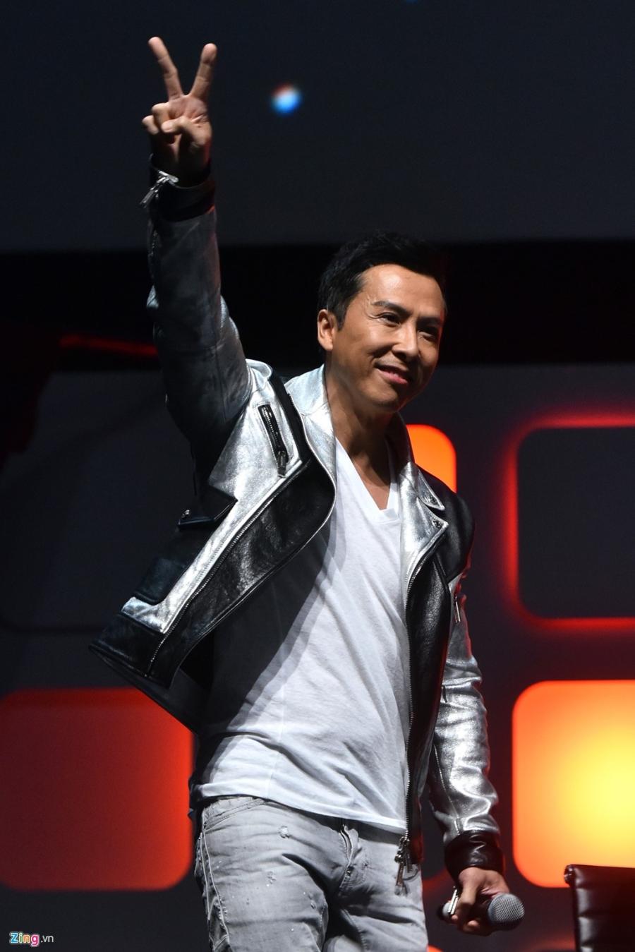 Chan Tu Dan co the chi dong mot phim 'Star Wars' duy nhat hinh anh 2
