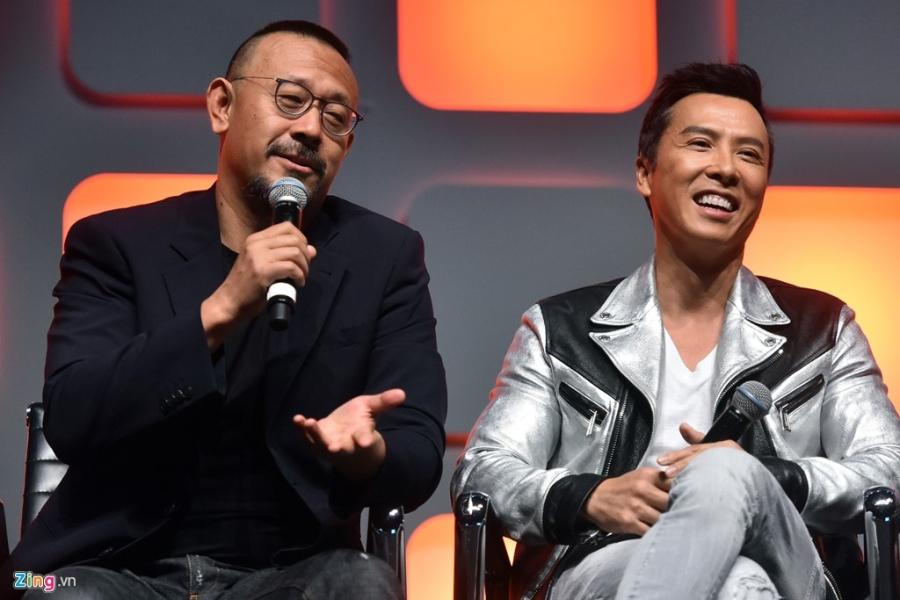 Chan Tu Dan co the chi dong mot phim 'Star Wars' duy nhat hinh anh 3