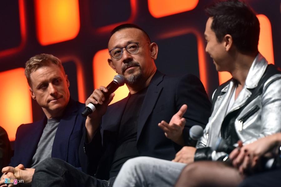 Chan Tu Dan co the chi dong mot phim 'Star Wars' duy nhat hinh anh 4