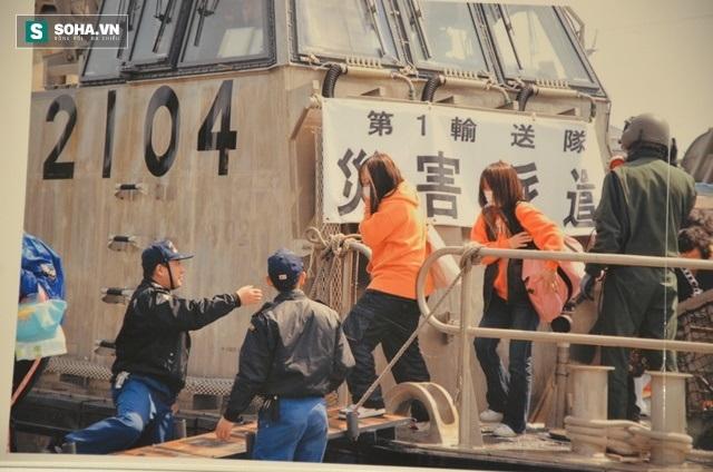 Hải quân Hoa Kỳ, Nhật Bản diễn tập ứng phó thảm họa tại Việt Nam - Ảnh 3.
