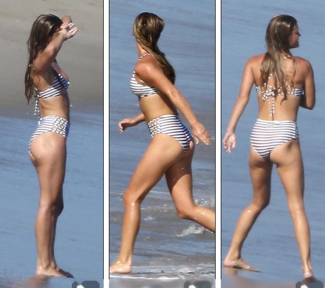 Nina là siêu mẫu người Đan Mạch đang nổi lên như 1 hiện tượng mới