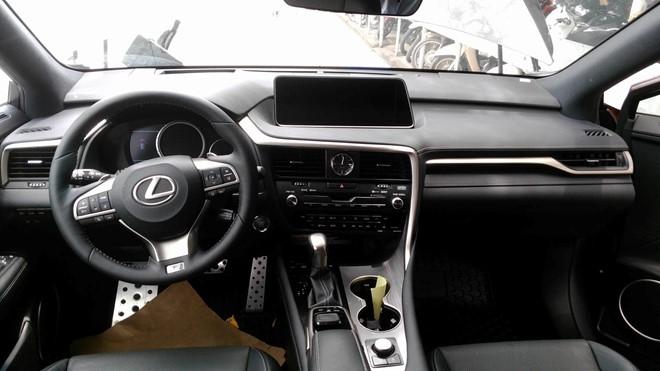 Lexus RX350 2016 F-Sport ve Ha Noi hinh anh 2