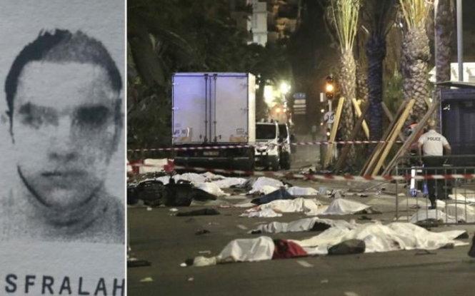 Nghi phạm tấn công bằng xe tải ở Pháp bị trầm cảm