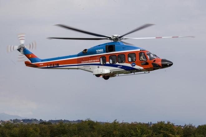 Việt Nam sẽ mua bổ sung phiên bản quân sự của trực thăng AW189? - Ảnh 1.