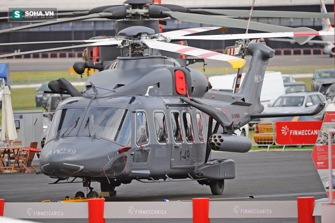 Việt Nam sẽ mua bổ sung phiên bản quân sự của trực thăng AW189? - Ảnh 4.