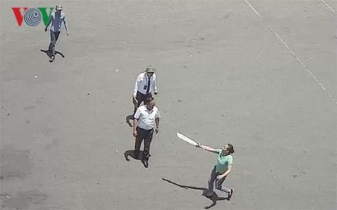Vụ truy sát nhân viên bến xe Vinh: Đối tượng cuối cùng bị bắt giữ - Ảnh 1.