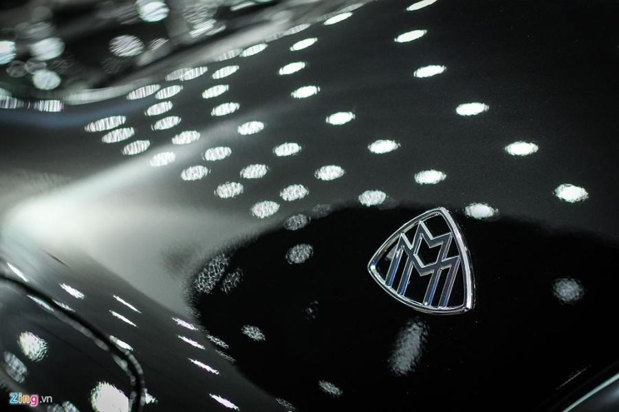 Chi tiet xe sang Mercedes-Maybach S500 tai Ha Noi hinh anh 13