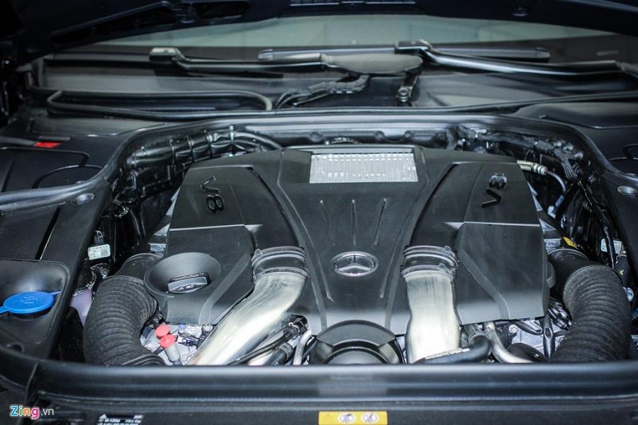 Chi tiet xe sang Mercedes-Maybach S500 tai Ha Noi hinh anh 15