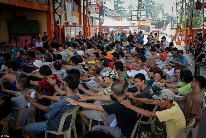 Gan 60.000 nguoi nghien o Philippines dau thu vi so bi giet hinh anh 4