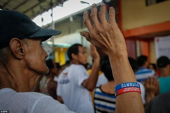 Gan 60.000 nguoi nghien o Philippines dau thu vi so bi giet hinh anh 10