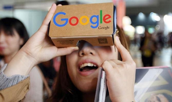Google đóng cửa dự án phát triển thiết bị VR cao cấp?