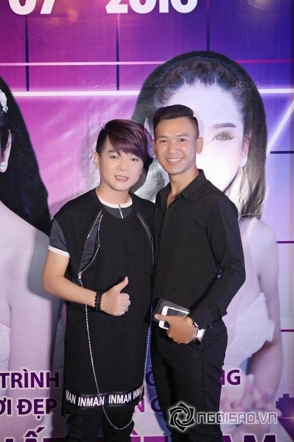 Lâm Chi Khanh thay váy liên tục trong tiệc sinh nhật hoành tráng 0