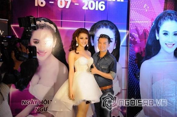 Lâm Chi Khanh thay váy liên tục trong tiệc sinh nhật hoành tráng 5