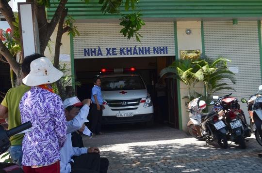 Người nước ngoài chết trong khách sạn ở Đà Nẵng - 1