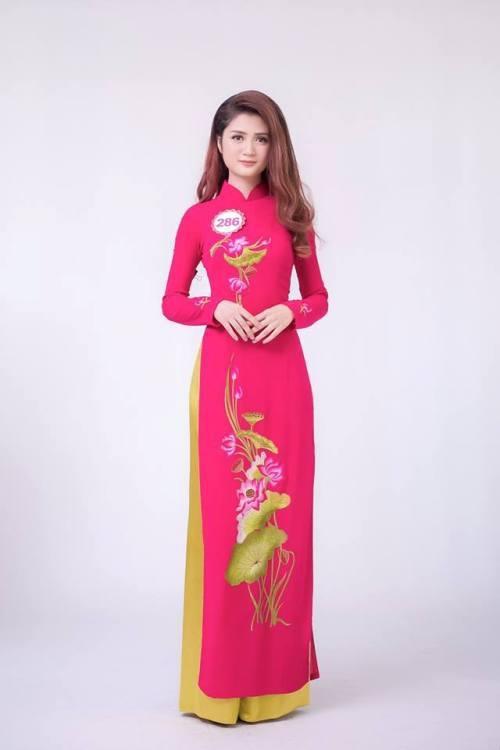Nhan sắc thí sinh Hoa hậu sở hữu thân hình như Ngọc Trinh - Ảnh 3.