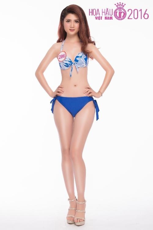 Nhan sắc thí sinh Hoa hậu sở hữu thân hình như Ngọc Trinh - Ảnh 5.