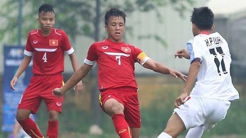 U16 Việt Nam;  giải U16 Đông Nam Á 2016
