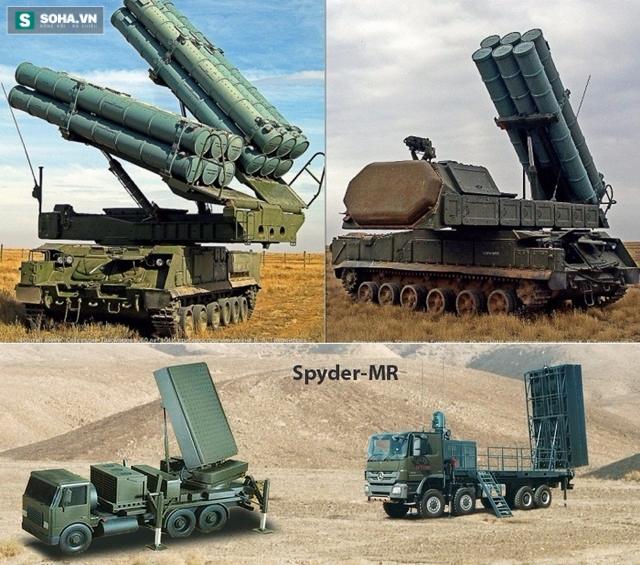 Việt Nam vẫn mua Buk-M3 để phối hợp cùng SPYDER-MR? - Ảnh 3.