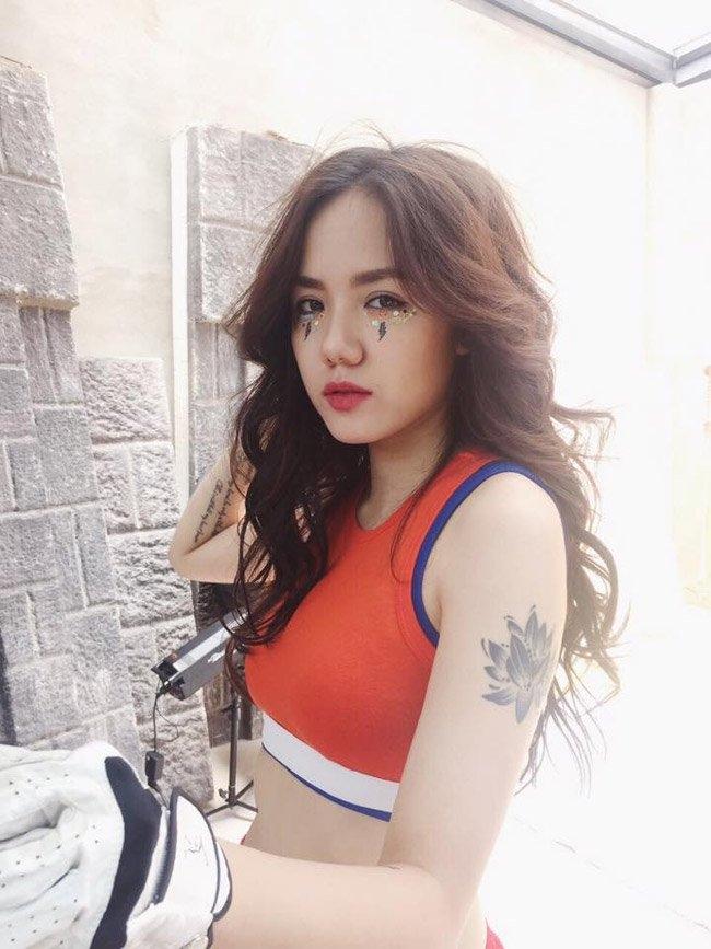 5 hot girl viet be teo van cuc cuon hut hinh anh 19