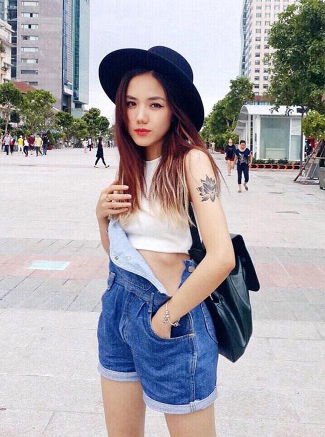 5 hot girl viet be teo van cuc cuon hut hinh anh 20
