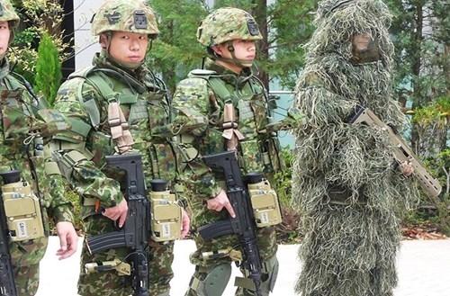 Bất ngờ nguồn gốc súng trường 'khủng' nhất Nhật Bản - ảnh 3