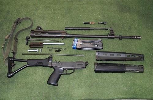 Bất ngờ nguồn gốc súng trường 'khủng' nhất Nhật Bản - ảnh 4