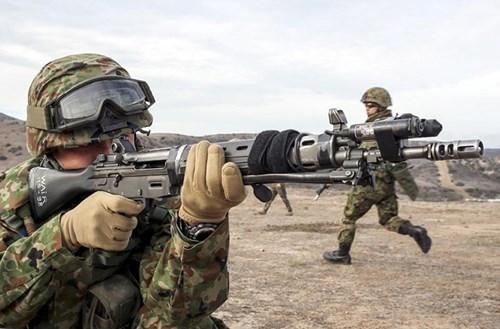 Bất ngờ nguồn gốc súng trường 'khủng' nhất Nhật Bản - ảnh 5