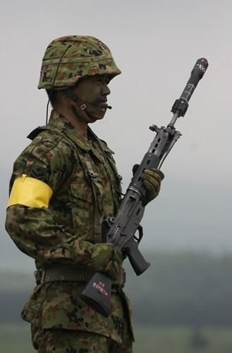 Bất ngờ nguồn gốc súng trường 'khủng' nhất Nhật Bản - ảnh 6