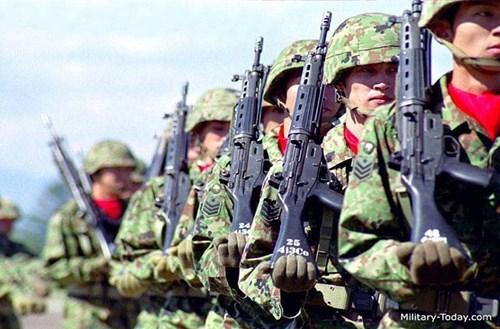 Bất ngờ nguồn gốc súng trường 'khủng' nhất Nhật Bản - ảnh 8