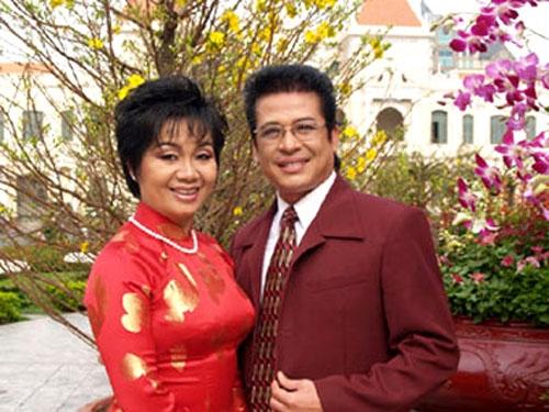 Hai người từng là cặp đôi đẹp trên sân khấu