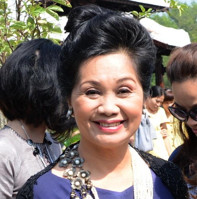 Xuân Hương, người vợ đầu của MC Thanh Bạch