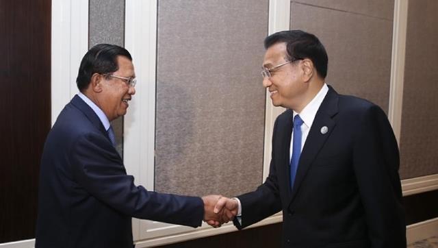 Trung Quốc, Campuchia, Biển Đông, phán quyết Biển Đông, PCA, viện trợ kinh tế