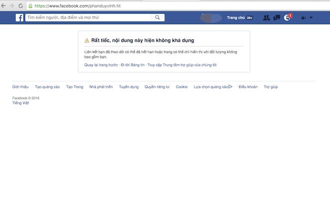 Phó Chủ tịch xã đóng Facebook sau status miệt thị người dân - Ảnh 2.