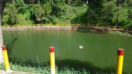 Hiện trường vụ đuối nước
