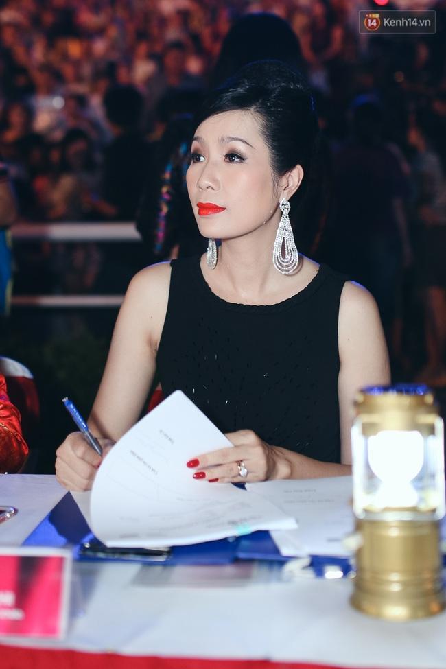 Thu Thảo - Huyền My xuất hiện rực rỡ, Kỳ Duyên vắng mặt tại chung khảo miền Bắc HHVN 2016 - Ảnh 9.