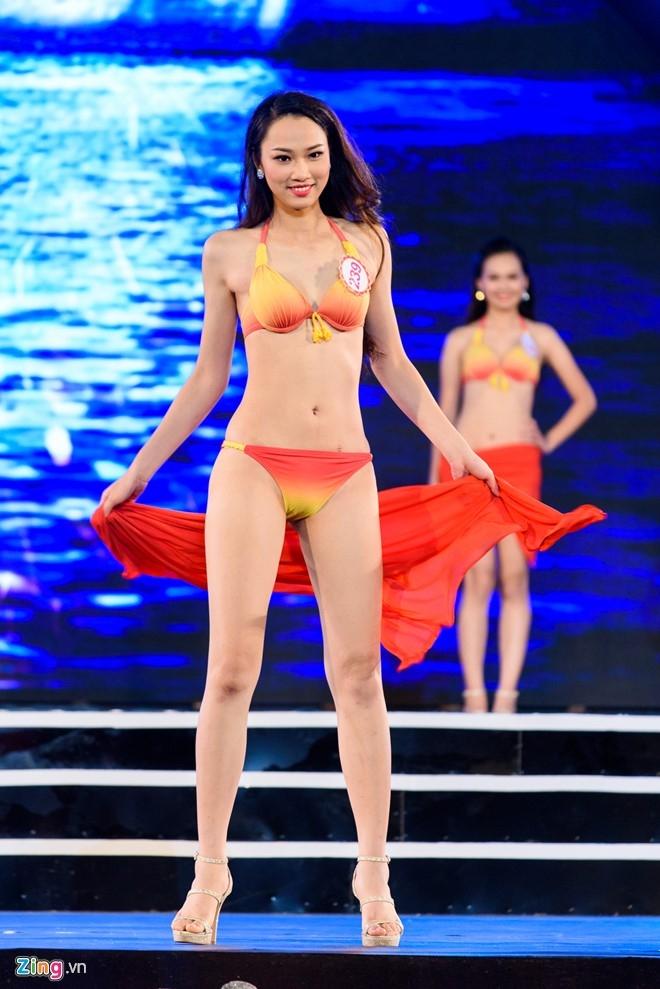 Top 18 Hoa hau Viet Nam mien Bac nong bong voi ao tam hinh anh 2