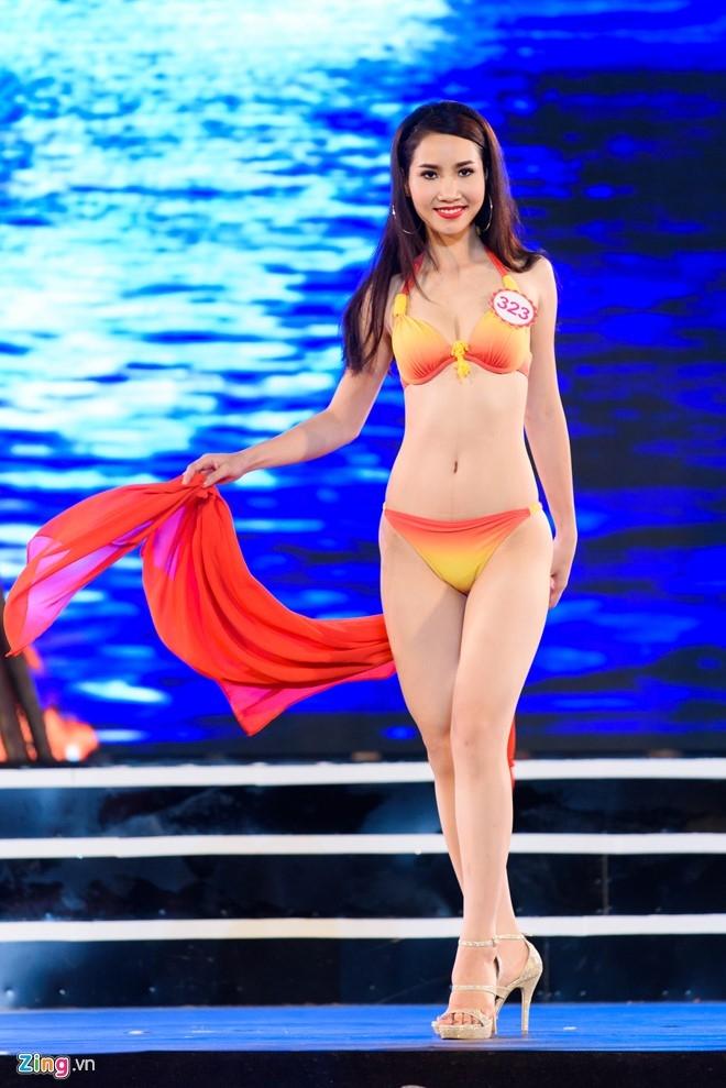 Top 18 Hoa hau Viet Nam mien Bac nong bong voi ao tam hinh anh 11