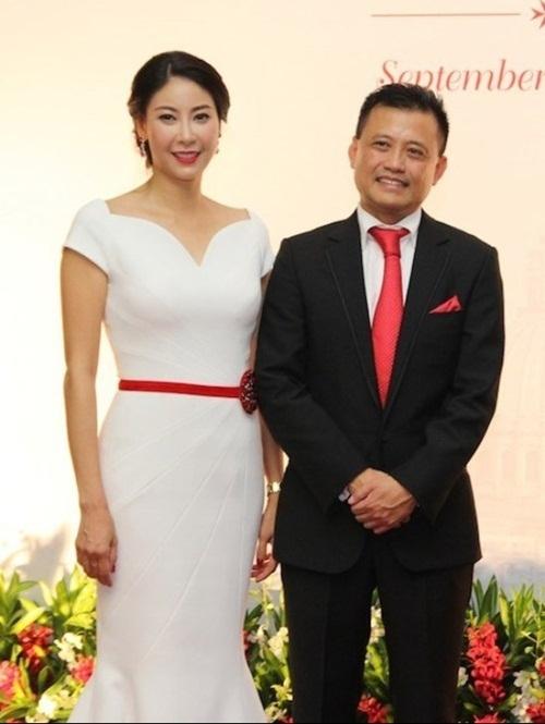 hoa hậu Hà Kiều Anh, Hà Kiều Anh, chồng Hà Kiều Anh