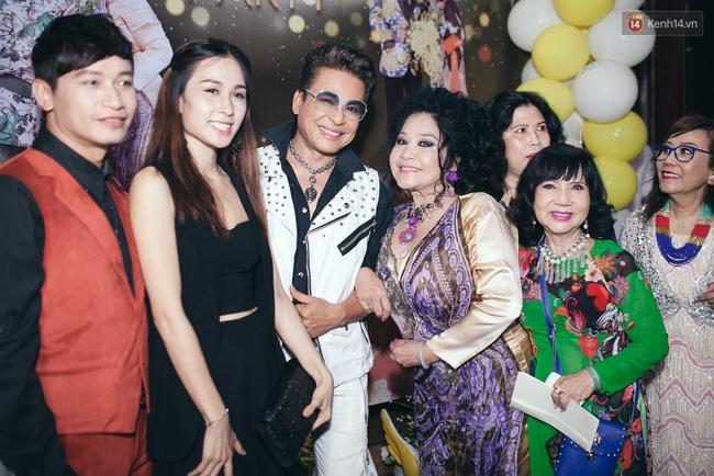 Dàn sao Vbiz nô nức tham dự đám cưới của MC Thanh Bạch - Thuý Nga - Ảnh 2.