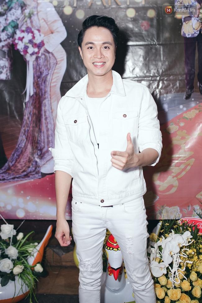 Dàn sao Vbiz nô nức tham dự đám cưới của MC Thanh Bạch - Thuý Nga - Ảnh 5.