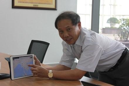 Ông Đoàn Quang Hoan, Cục trưởng Cục Tần số vô tuyến điện lý giải thông tin nhiễu sóng phát thanh tại quận Ngũ Hành Sơn (Đà Nẵng)