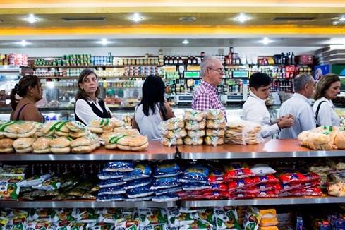 Nhật ký 'săn' thức ăn ở nước chìm trong khủng hoảng Venezuela - ảnh 5