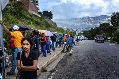 Nhật ký 'săn' thức ăn ở nước chìm trong khủng hoảng Venezuela - ảnh 7